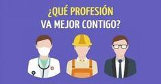 Test: ¿Qué profesión vamejor contigo?