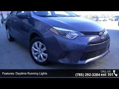This gas-saving 2015 Toyota Corolla LE will get you where you need to go... All Around champ!! New Inventory!!! Want to stretch your purchasing power?