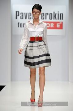 Fab Skirt Outfit by Pavel Erokin for Doctor E
