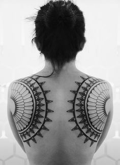 Tattoo by Roxx TwoSpirit by Needles and Sins (formerly Needled), via Flickr