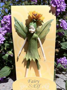 Bendable Garden Fairy