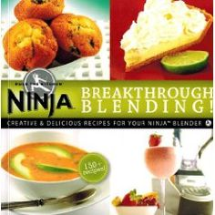 Ninja Breakthrough Blending Cookbook. A must have !!!