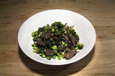 EGOSHE.dk - En madblog med South Beach opskrifter og andet godt...: Krydret bælgret med sort kalkun