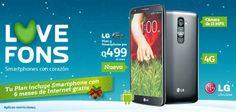Adquiere este Smartphone 4G Android con la promoción especial de tiempo limitado