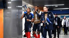 FIFA 2018 News: France's fringe members doing their bit Though Djibril Sidibe and Florian Thauvin have yet to see any action with France at the 2018 FIFA World Cup Russia they remain as motivated as ever and aware of the role they have to play as fringe members of the Bleus squad.  Source:www.fifa.com