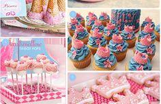γλυκα για πριγκιπισσες-υπεροχα γλυκα για κοριτσιστικα παρτι -Γενεθλια