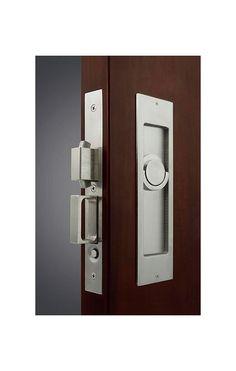 Cavilock pocket door locks Hardware & Connections