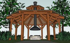 Image result for timber frame pergolas and gazebos