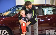 How Alex Ovechkin's Car Donation From Last Year's All-Star Game Transformed Special Hockey