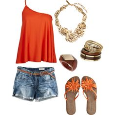 Summer Fun! created by doreen-wong on Polyvore