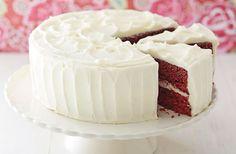 Red Velvet Cake (serves 12)  Treat your loved one to a Red velvet cake!