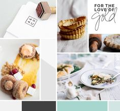 Moodboard / Fresh | by Betty Red Design