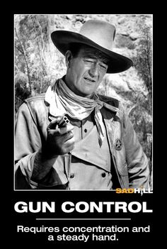 Gun Control: John Wayne Speaks From The Grave http://sadhillnews.com/2013/01/16/gun-control-john-wayne-speaks-from-the-grave