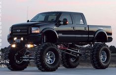 Awesome Jacked Up Trucks | Please Leave A Comment Below Of Send A Link Of A Cool Truck.