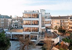 School Amsterdam Johannes Duiker - Google-Suche