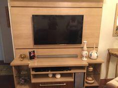 Simples e funcional! SoundBar LG+TV Panasonic