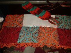 Blanket, Originals, Ideas, Fashion, Tela, Folklore, Needlepoint, Ethnic Dress, Hand Fans