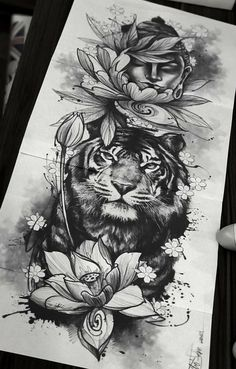 dessins de tatouage 2019 Simply of Beautiful Flower Tattoo Drawing Ideas for Women - Tattoo Designs Photo Trendy Tattoos, Unique Tattoos, Cute Tattoos, Body Art Tattoos, Tatoos, Awesome Tattoos, Crazy Tattoos, Buddha Tattoos, Buddha Tattoo Design