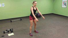 long squat jump