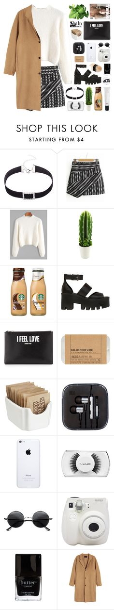 """I am gonna love you inside out ☀️"" by novalikarida ❤ liked on Polyvore featuring Windsor Smith, Givenchy, Le Labo, Crate and Barrel, MAC Cosmetics, Retrò, Fujifilm, Butter London, Sheinside and shein"