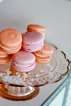 Colorful Macaroons from Sweet & Saucy Shop