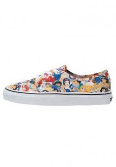 Vans - AUTHENTIC - Sneaker - disney multi princess