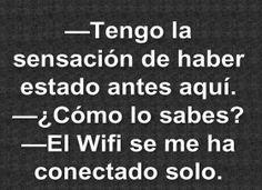 #Humor Wifi. #TAVnews