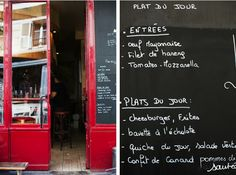 Hip Paris Blog: 5 favorite Paris cafes