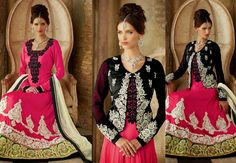 Fashion: Wonderful Floor Length Anarkalis Collections 2014