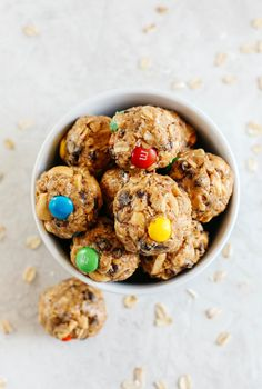 Hit the road with delicious healthy snack prep ideas you can easily pack for long car rides or picnics along with my favorite trail mix balls!
