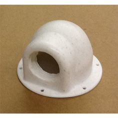 Extra Fan Shroud (Right angle) Airhead Composting Toilet