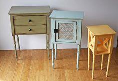 Cottage Side Tables Tutorial...