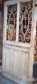 Antieke deur Anresto