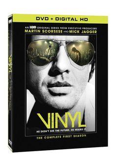 ENTER TO WIN SEASON 1 OF HBO's VINYL ON DVD