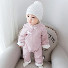 656fe7391948 Boy or Girl Long Sleeve Outfit. Baby Rompers ...