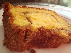 The Breakfast Club: Liz's Cinnamon Pound Cake
