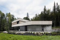 Maison sur le Lac Memphrémagog par ACDF Architecture - Journal du Design