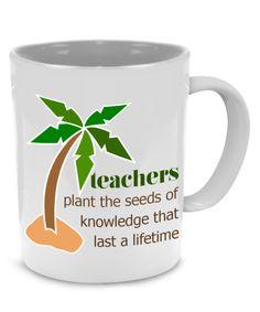 Teacher Mugs