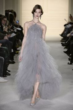 From the Runway to the Red Carpet: 15 Oscar-Worthy Gowns from NYFW Fashion Week 2015, Runway Fashion, Nyc Fashion, Couture Fashion, Fashion Outfits, Beautiful Gowns, Just In Case, Evening Gowns, Ball Gowns