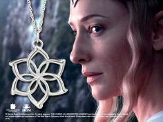 Galadriel™ Flower Necklace  Product Detail