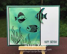 Hi! Today I am showcasing a card we will be making at this Friday Night's Fun with Glossy Paper! class! If you live in or near Northborough, MA, USA – I hope you will join me! Check o…