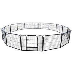 Archie & Oscar™ Abigail Steel Yard Kennel & Reviews   Wayfair Puppy Playpen, Corrugated Carton, Pet Barrier, Dog Yard, Dog Pen, Pet Gate, Outdoor Dog, Indoor Outdoor, Pet Dogs