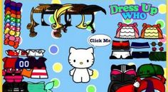 Would You Like To See Hello Kitty Like Gangster Power Ranger Nerd Princess And Many Many More Just Click Play Button And Start Playing The Game You Can Pla