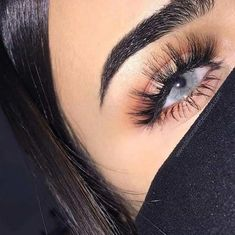 "It can make deep dark brown eyes, turn into this natural looking bright gray eyes."" Yearly contact lenses, without limbal ring Dark Brown Eyes, Gray Eyes, Cute Eyes, Pretty Eyes, Beauty Makeup, Hair Makeup, Hair Beauty, Eyebrow Makeup, Colored Eye Contacts"