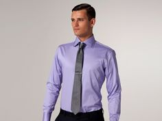The Definitive Lavender Shirt | Indochino