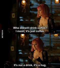 Me, whenever someone tells me they don't drink coffee ... - 9GAG
