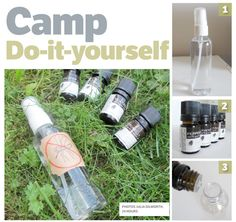 The DIY File: Camp Do-it-yourself | Julia Dilworth