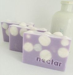 Nectar make organic handmade soap bars using natural & organic ingredients. Try one of our scrumptious fragrances or go fragrance-free for sensitive types. Essential Oils Soap, Green Clay, Luxury Soap, Pink Grapefruit, Handmade Soaps, Bar Soap, The Balm, Lavender, Fragrance