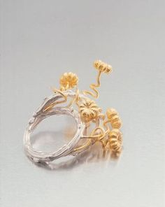 Ring by Esty Grossman