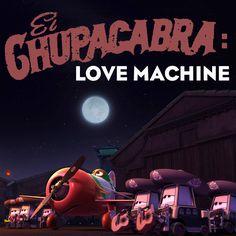 The legend: El Chupacabra.